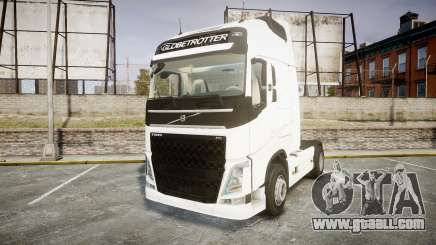 Volvo FH16 for GTA 4