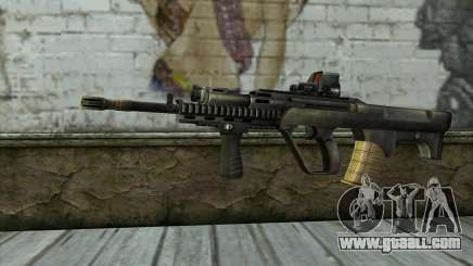 ST Kinetics SAR 21 from Tornado Force for GTA San Andreas