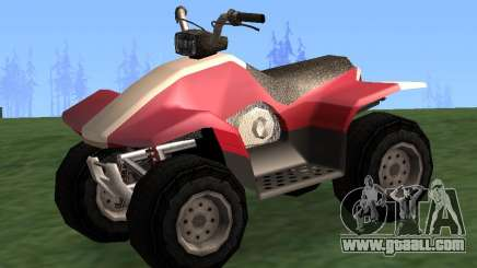 Updated Quad for GTA San Andreas
