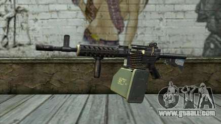 Gun Ares Shrike for GTA San Andreas