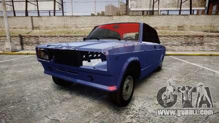 VAZ-2105 hooligan style for GTA 4