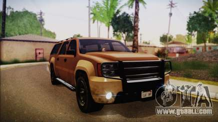 GTA 5 Granger for GTA San Andreas