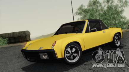 Porsche 914 for GTA San Andreas