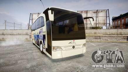 Mercedes-Benz Travego Turkey for GTA 4