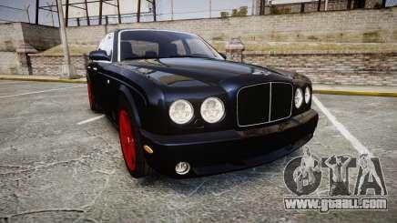 Bentley Arnage T 2005 Rims4 for GTA 4