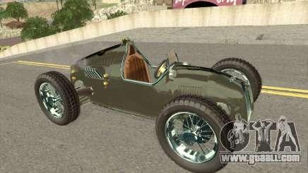 Audi Type C 1936 Race Car for GTA San Andreas