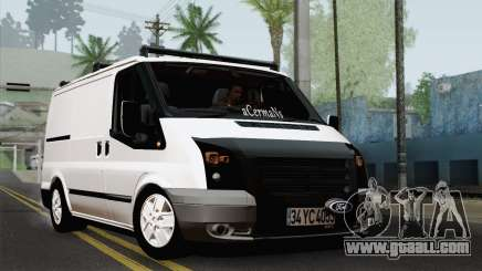 Ford Transit ACERMANS RC for GTA San Andreas