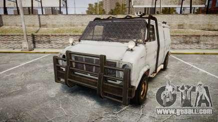 Kessler Stowaway Rusty for GTA 4