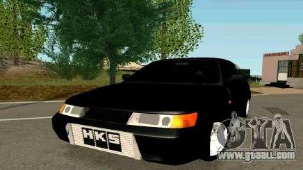 VAZ 21123 Chernysh for GTA San Andreas