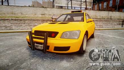 Karin Sultan Taxi for GTA 4