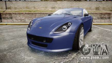 GTA V Dewbauchee Exemplar for GTA 4