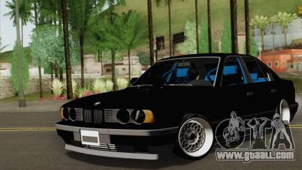 BMW 535 JDM Bosnia for GTA San Andreas