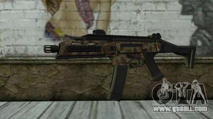 CZ-3A1 Scorpion (Bump Mapping) v1 for GTA San Andreas