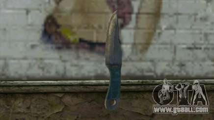 Knife from Metro 2033 for GTA San Andreas