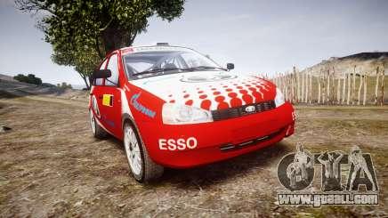 VAZ-Kalina 1119 RallyCross for GTA 4