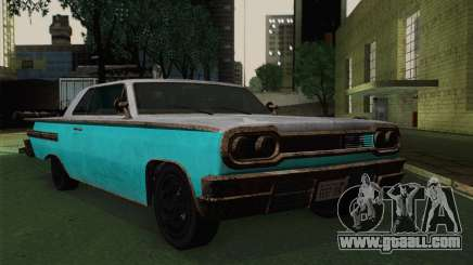 Declasse Voodoo for GTA San Andreas