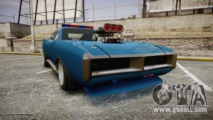 Imponte Dukes Police for GTA 4