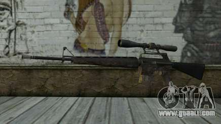 M16S from Battlefield: Vietnam for GTA San Andreas
