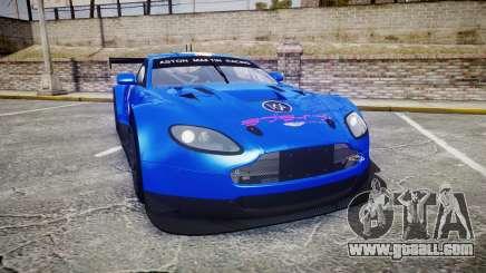 Aston Martin Vantage GTE Nico Yazawa for GTA 4