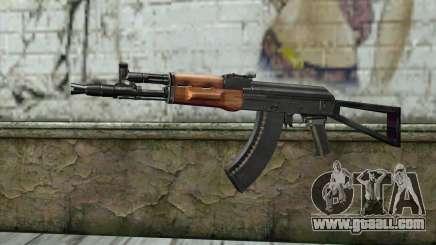 AK-105 for GTA San Andreas