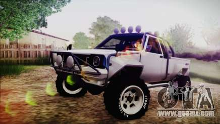 Karin Rebel 4x4 for GTA San Andreas