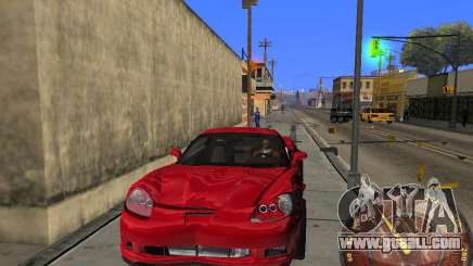 Speedometer HITMAN for GTA San Andreas