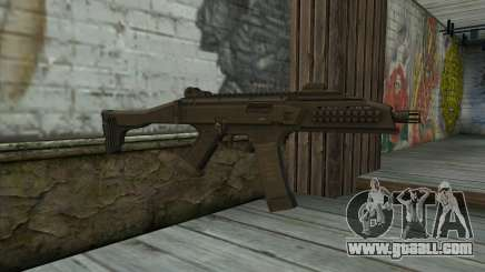 CZ-3A1 Scorpion (Bump Mapping) v3 for GTA San Andreas