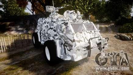 GAZ-3937 Vodnik for GTA 4