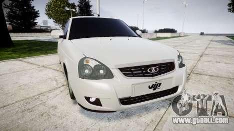 ВАЗ-2170 high quality for GTA 4