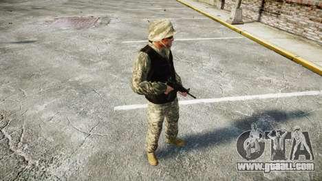 Medal of Honor LTD Camo1 for GTA 4 second screenshot