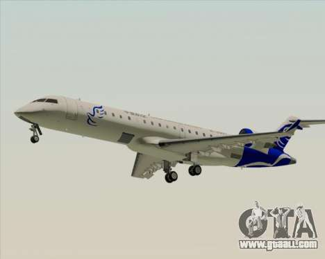 Embraer CRJ-700 China Express Airlines (CEA) for GTA San Andreas interior