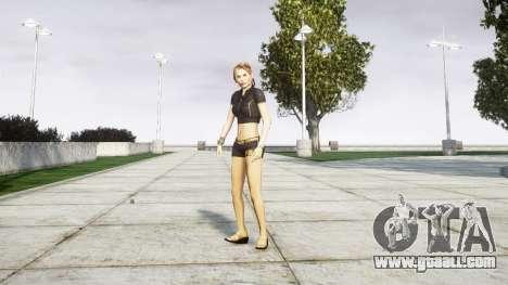 Girl FBI for GTA 4