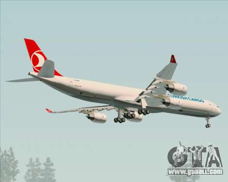 Airbus A340-600 Turkish Cargo for GTA San Andreas