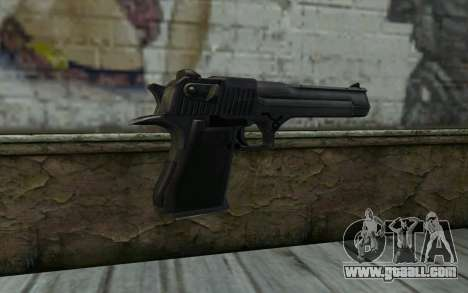 Desert Eagle Standart v2 for GTA San Andreas second screenshot