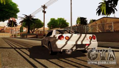 ENB for weak computers for GTA San Andreas seventh screenshot