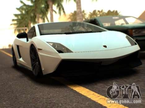 Lime ENB v1.2 SA:MP Edition for GTA San Andreas