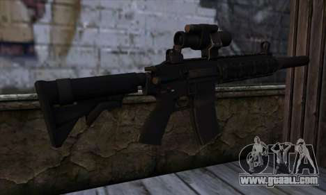 HX AP 15 from Hitman Absolution for GTA San Andreas second screenshot