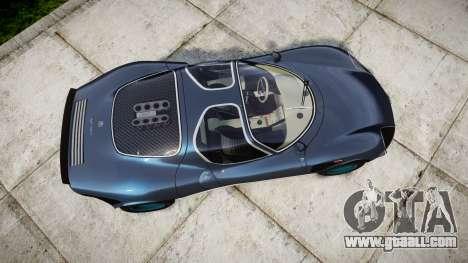 Alfa Romeo 33 Stradale for GTA 4 right view
