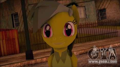 Daring Doo from My Little Pony for GTA San Andreas third screenshot