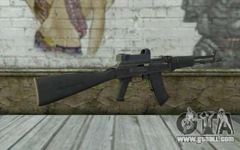 AК-107 from ARMA2 for GTA San Andreas