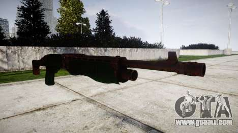 Shotgun Franchi SPAS-12 for GTA 4