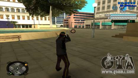 C-HUD Respect for GTA San Andreas third screenshot