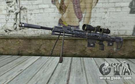 Sniper Rifle from Sniper Ghost Warrior for GTA San Andreas