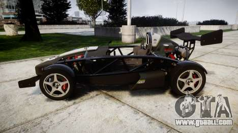 Ariel Atom V8 2010 [RIV] v1.1 Vollmer for GTA 4 left view