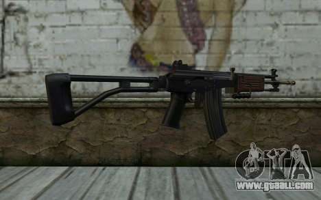 Galil v2 for GTA San Andreas second screenshot
