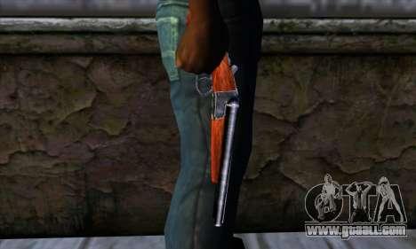 Sawnoff Shotgun for GTA San Andreas third screenshot