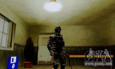 Spec Ops for GTA San Andreas third screenshot