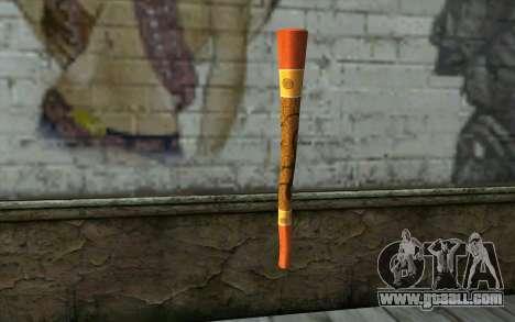 Flute for GTA San Andreas second screenshot