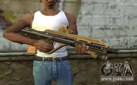 AUG A3 from PointBlank v7 for GTA San Andreas third screenshot