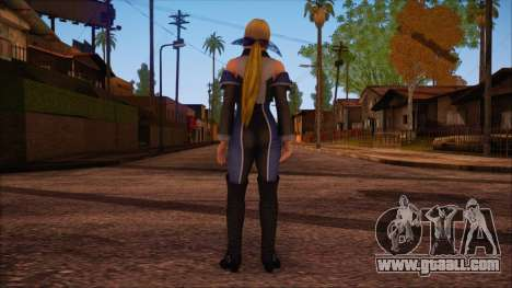 Modern Woman Skin 3 v2 for GTA San Andreas second screenshot